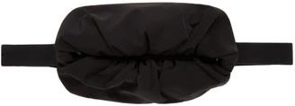 Bottega Veneta Black The Body Pouch Bag