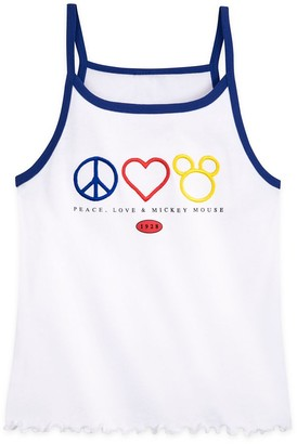 Disney Mickey Mouse Icon Fashion Tank Top for Women