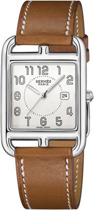 Hermes Cape Cod Watch, 29 x 29 mm