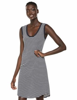 Velvet by Graham & Spencer Women's Lizabeth Stripe Jersey Dress