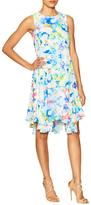 Julia Jordan Floral Print Dress