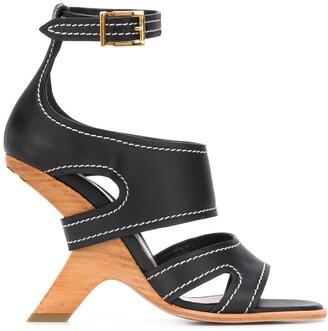 Alexander McQueen No. 13 sandals