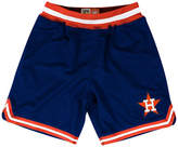 Mitchell & Ness Men's Houston Astros Playoff Win Shorts