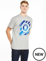 Chelsea Source Lab Fc Mens Graphic T Shirt