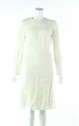 Isabel Marant Ecru Lace Dresses