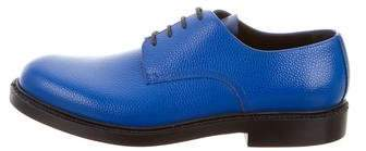 Calvin Klein Grain Leather Derby Shoes
