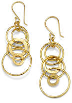 Ippolita Glamazon Multi-Link Jet-Set Earrings