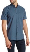 Volcom Zeller Short Sleeve Printed Modern Fit Shirt