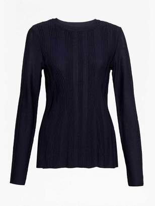 Great Plains In Midnight Shaping Knit - XS - Black