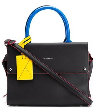 Karl Lagerfeld Paris K/Ikon tote bag