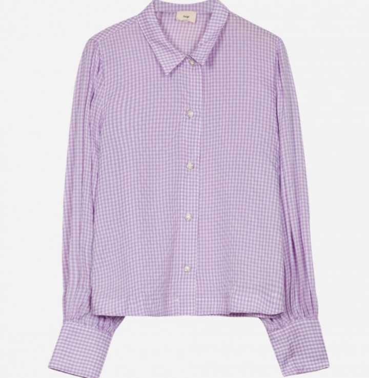 Thumbnail for your product : Margaux Parma Violet Gingham Shirt - 10