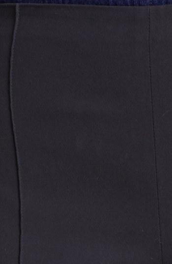 Oscar de la Renta High Waist Slim Pants