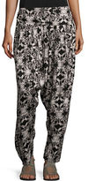 Free People Printed Harem Pants