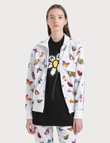 Palm Angels Butterfly Track Jacket