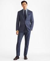 Brooks Brothers Regent Fit Two-Button Plaid 1818 Suit