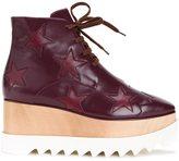 Stella McCartney 'Elyse' boots - women - Polyester/Polyurethane - 37