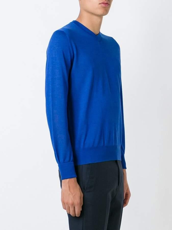Ballantyne V-neck pullover