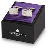 Jeff Banks Polished Cufflink