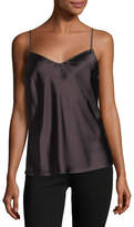 Paige Cicely V-Neck Silk Camisole Top