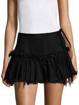 Marques Almeida Marques'Almeida Mini Frill Skirt