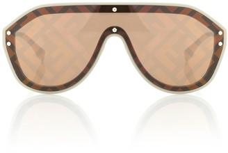 Fendi Fabulous aviator sunglasses