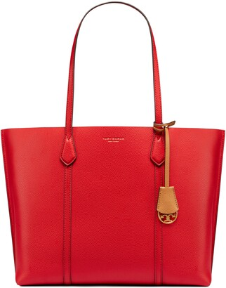 Tory Burch Perry Leather Tote