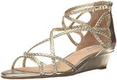 Badgley Mischka Women's Corrine Wedge Sandal