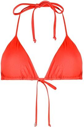 Fisico Triangle Style Halterneck Bikini Top