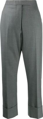 Thom Browne Super 120s Mens Fit Trousers