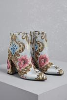 Forever 21 FOREVER 21+ Shellys London Embroidered Boots