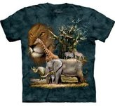 The Mountain Africa Collage T-Shirt
