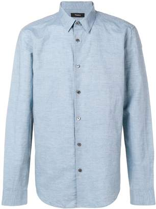 Theory Irving button shirt
