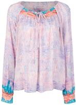 Tsumori Chisato printed blouse