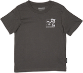 Billabong Tots Boys Killer Wave Tee Black