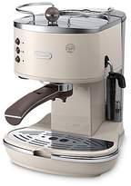 De'Longhi Delonghi Vintage Icona espresso machine, cream ECOV310.BG