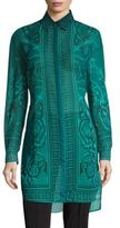 Versace Long Tunic