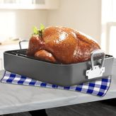 Denmark Pro Nonstick Hard Anodized Roaster with U-Rack