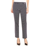 STYLUS Stylus Crossover Ankle Pants