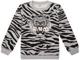 Kenzo Tiger Print Sweater