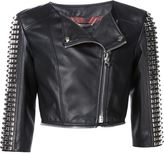 Philipp Plein 'Airglow' biker jacket