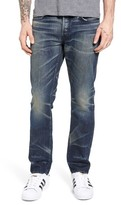 PRPS Men's Demon Chairman Slim Straight Leg Jeans
