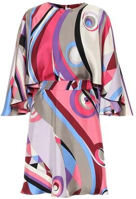 Emilio Pucci Silk minidress