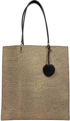 Borbonese Large Vertical Shopping Bag