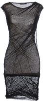 Plein Sud Jeanius Knee-length dresses