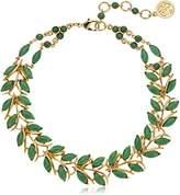 Ben-Amun Jewelry Garden Escape Vine Choker Necklace