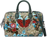 Gucci GG floral print top handle