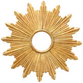 Chelsea House Starburst Wall Mirror - Antiqued Gold