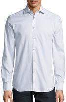 Horst Striped Wrinkle-Resistant Sport Shirt