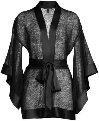 Kiki de Montparnasse Lace Kimono Robe