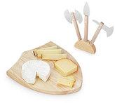 Kikkerland Medieval Cheese Board